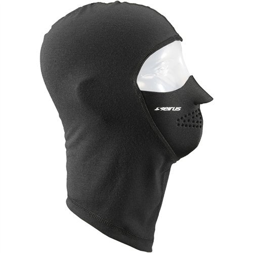 - Seirus Innovation Neofleece Balaclava Headwear, One Size, Black