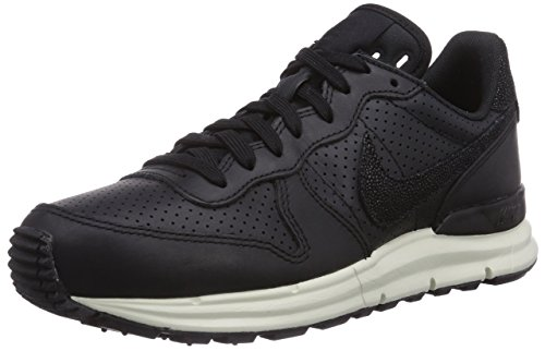 Nike Lunar Internationalist PA Herren Laufschuhe Schwarz (Black/Black-Black-Sea Glass 001)