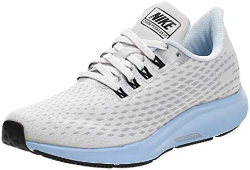 Rebaño astronauta General  Nike Air Zoom Pegasus 35 Prm, Women's Road Running Shoes, Multicolour  (Atmosphere Grey/White/Aluminum 004), 8 UK (39 EU), NKAH8392: Buy Online at  Best Price in UAE - Amazon.ae