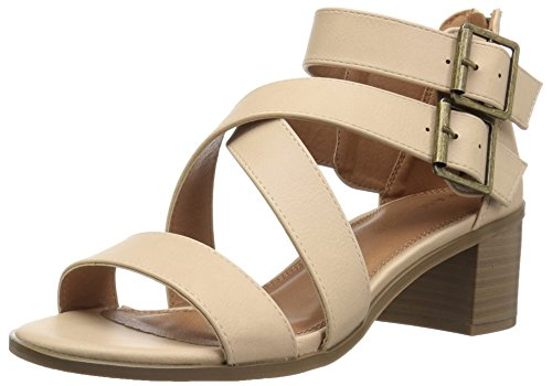 Used, Rampage Women's Havarti Sandal, Nude Smooth, 8.5 M for sale  Delivered anywhere in USA