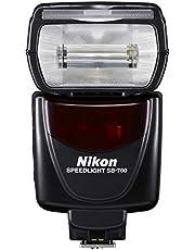 Nikon 4808 SB-700 AF Speedlight Flash for Digital SLR Cameras, Black