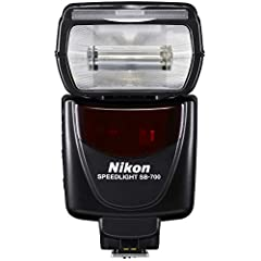 The next great speedlight from Nikon is here, introducing the Nikon SB-700, a high-performance portable flash with a host of new features designed to make flash photography simple, accurate and creative. The SB-700 is for photographers lookin...