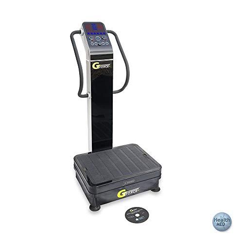 (GForce Professional Dual Motor Whole Body Vibration Machine 1500 Watt)
