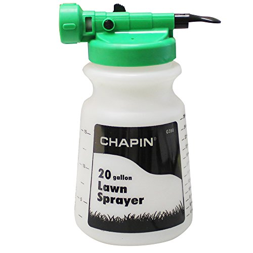 Chapin International G390 Lawn Hose End Sprayer for Fertilizer