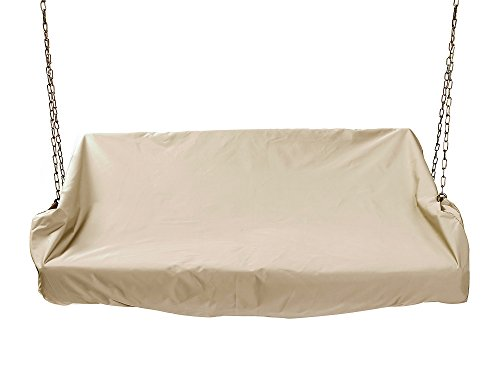 CoverMates – Outdoor Swing Covers – 56W x 25D x 32H – Elite Collection – 3 YR Warranty – Year Around Protection - Khaki