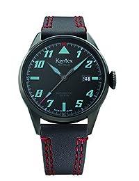 Kentex SKYMAN PILOT qualified model S 688X-04 men's watch by Kentex