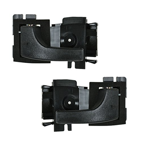 Front Interior Inside Door Handles Left & Right Pair Set for Ford Mercury ()