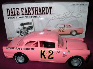 DALE EARNHARDT K-2 1956 FORD VICTORIA