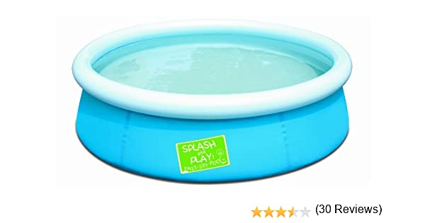 Piscina hinchable infantil Bestway My First Fast Set Pool: Amazon.es: Juguetes y juegos