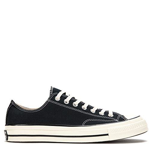 Converse Chuck Taylor All Star 70 Ox Sneakers 144757c (us Mens 6.5 / Womens 8.5, Black)