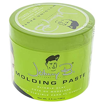 Johnny B Pliable Clay Molding Paste