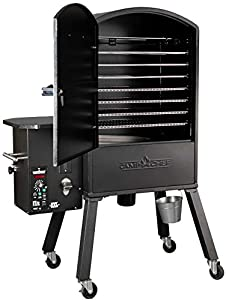 Camp Chef XXL Vertical Pellet Grill and Smoker (PGVXXL) - Smart Smoke Technology - Patented Ash Cleanout - Digital Display - Pellet Purge System made by  fabulous Camp Chef