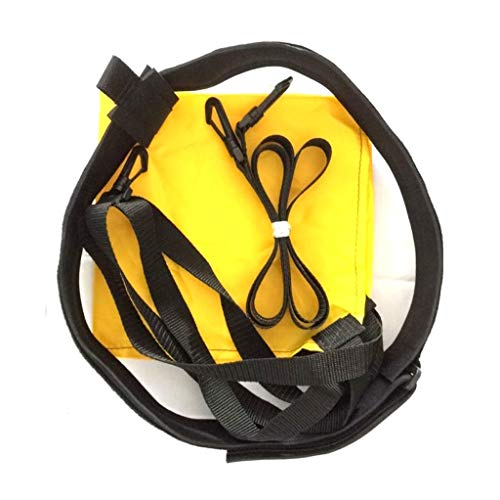 Geetobby Swim Training Resistance Belt Drag Parachute - Suitable for All Adults and Children Who Want Strength Training