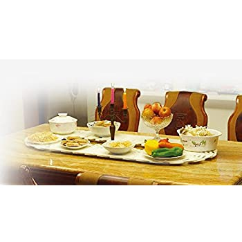 Large Lazy Susan (Turntable) For Rectangular Or Oval Dining Tables (Model  TTO