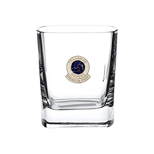(Tranmere Rovers football club mixer glass)