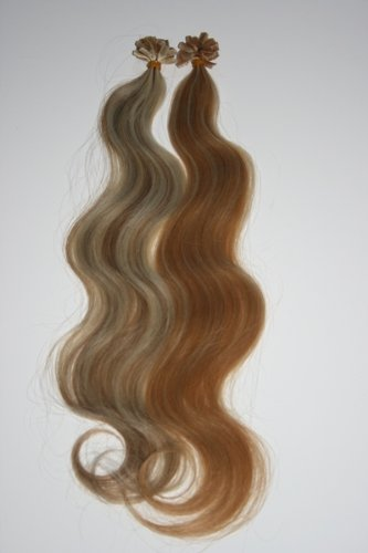 "European Remy 18"" Silky I-Tip ""AAA"" Grade 50 Strands 0.65 Gram -  The Hair Extension Boutique, 1038b"