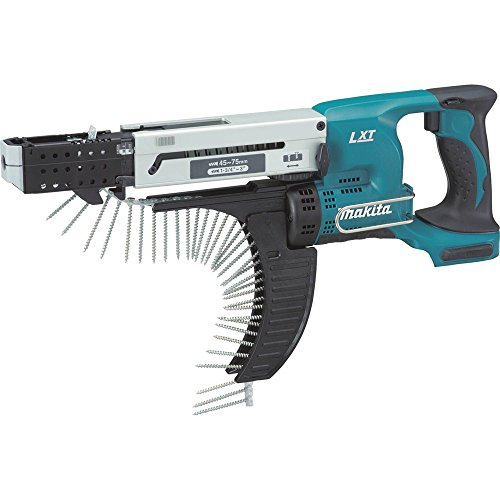 - Makita XRF01Z 18V LXT Auto Feed Screwdriver