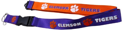 aminco NCAA Clemson Tigers Reversible Lanyard from aminco