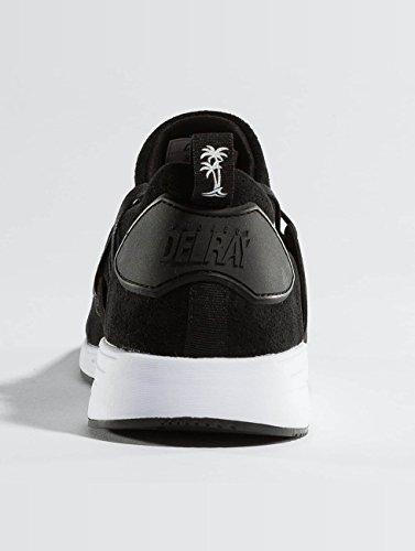 Profond Delray Noir Projet Baskets Blanc Herren nIP181xq