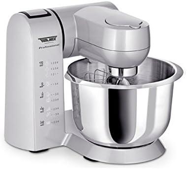Turmix A33125 1500W 5.4L Gris, Acero inoxidable - Robot de cocina (5,4 L, Gris, Acero inoxidable, Acero inoxidable, 1500 W, 465 mm, 403 mm): Amazon.es: Hogar