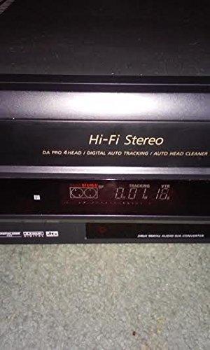 - Sony SLV-690HF VCR Hi-Fi Stereo Video Cassette Recorder