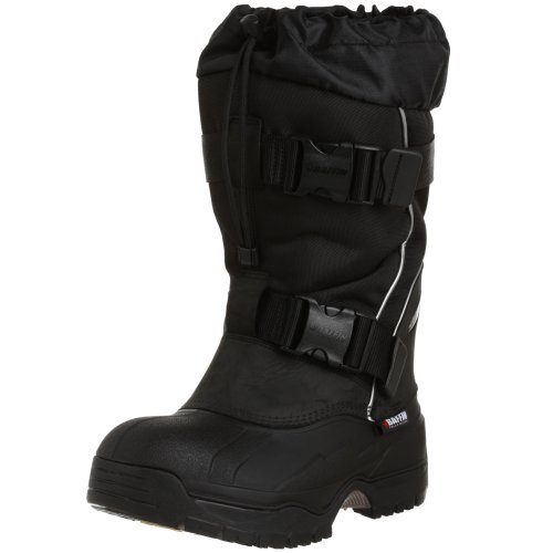 Baffin Men's Impact Snow Boot,Black,10 M US