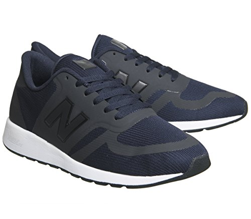 Bajo Buty Engineered Balance 420 New Balance Navy Re Hombre New Suede Tobillo qBwz44