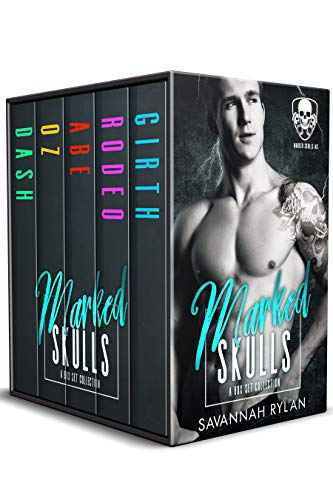 Marked Skulls MC Series: Books 1-5