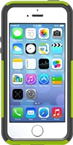Quaroth - OtterBox [Commuter Series] Apple iPhone 5S Case - Frustration-Free Packaging Protective Case for iPhone - Key...