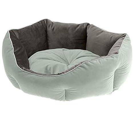 Ferplast - Cojín sofá de Terciopelo para Perros y Gatos ...