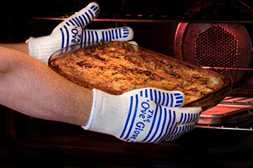 Ove' Glove, Heat Resistant, Hot Surface Handler Oven Mitt/Grilling Glove, Perfect For Kitchen/Grilling, 540 Degree Resistance, As Seen On TV Household Gift by Ove Glove (Image #2)