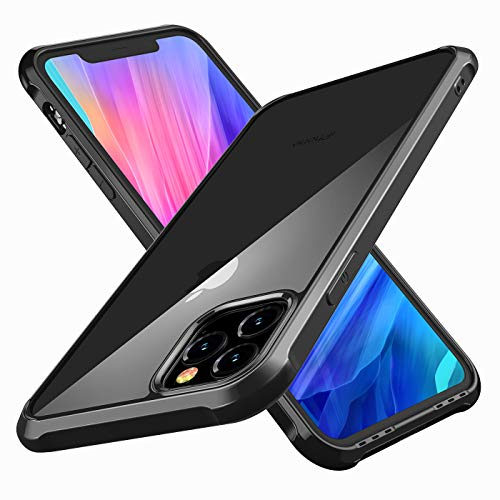 NuGeriAZ MoiiW Compatible with iPhone 11 Pro MAX 6.5 Case Full Body Shockproof Dual Layer High Impact Protective Hard Plastic Soft TPU with Phone Cover Cases for iPhone 11 Pro MAX 6.5 inch (2019)