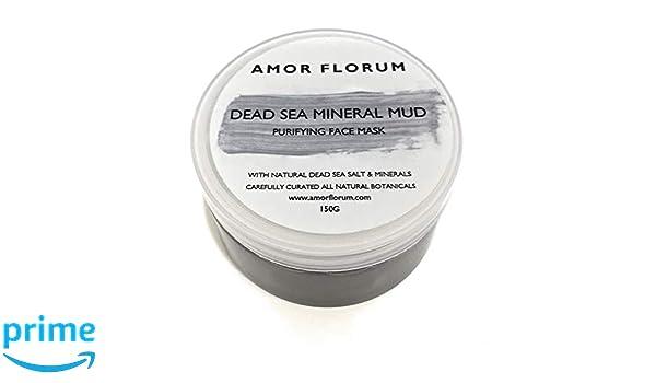 Barro de grado cosmético limpia y elimina las impurezas de la piel, y tensa y tonifica la ...