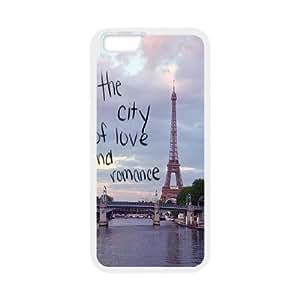 "[Tony-Wilson Phone Case] For Apple Iphone 6,4.7"" screen -IKAI0447625-Paris Eiffel Tower"