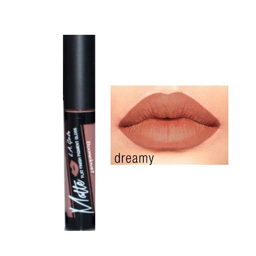 L.A. Girl Matte Pigment Lip Gloss 832 Dreamy