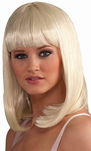 Forum Novelties 23077 Sexy Sue Blonde Wig