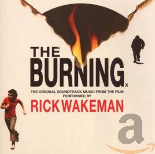 The Burning: Rick WAKEMAN: Amazon.es: Música