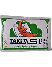 Taki Fiber Pillow - 900 gm - 40x60 Cm