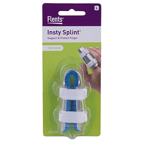 Flents Two Sided Finger Splint - Flents Two Sided Insty Splint (Large)