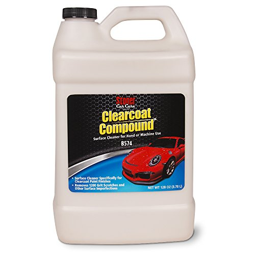 Stoner Car Care Pro B574GL Clearcoat Compound - 1-Gallon