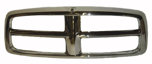 OE Replacement Dodge Pickup Grille Molding (Partslink Number CH1200260) Dodge Pickup Grille