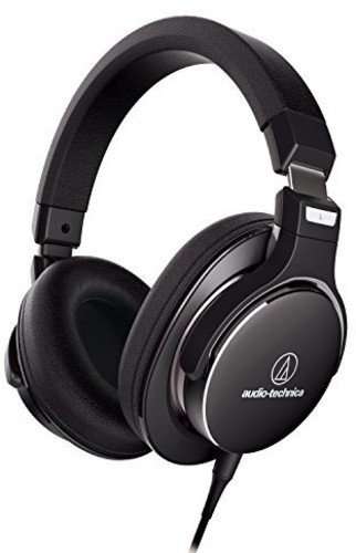 Audio-Technica ATH-MSR7NC SonicPro High-Resolution Headphones with Active Noise Cancellation - Home Audio Noise Canceling Headphones