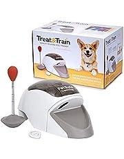 PetSafe Treat & Train nagradzany smakołyk do treningu psów, trener zdalny dla psów, zasięg 30 m, instrukcja obsługi DVD + kijek Target, dla wszystkich ras i grup wiekowych, zasilanie bateryjne