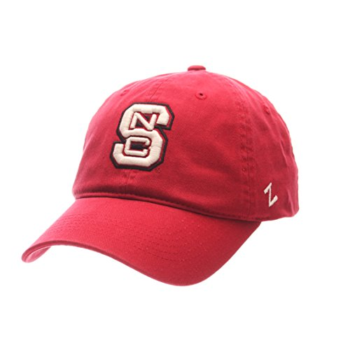 - NCAA North Carolina State Wolfpack Men's Scholarship Relaxed Hat, Adjustable Size, Team Color