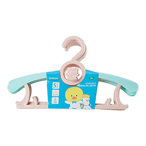 Expandable Adjustable Children Hangers Retractile Regulation