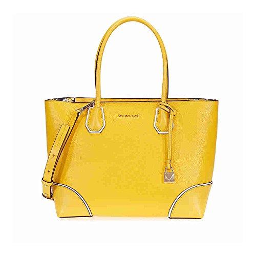 Michael Kors Yellow Handbag - 3