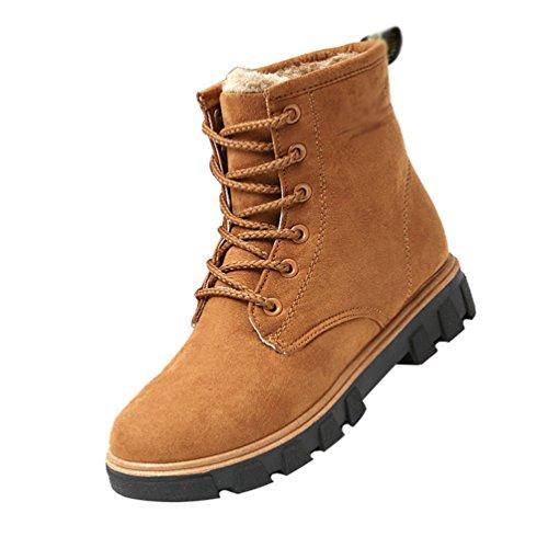 Libre Al Zapatos Mujer Caqui Invierno Sintético Otoño Botas Nieve De Aire  Calentar Deportes Fur Martin ... 4bef17e7b6dd1