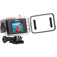 GIT1 Action Camera - Pro Edition - 1080p HD + WiFi Functionality - Sony IMX322 Sensor -