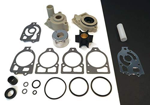 (Water Pump Kit with Impeller, Housing, Grommet & Gaskets for Sierra 18-3320 )