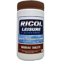 Ricol Leisure Tabletas de bromo 1kg